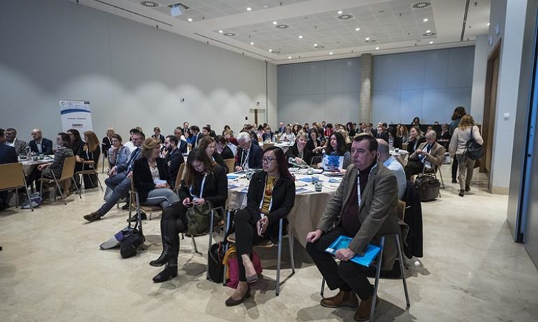 Audience at AWC2018