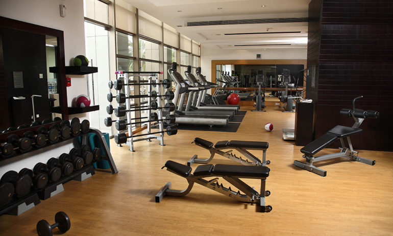 Novotel Hyderabad ICC - Gym