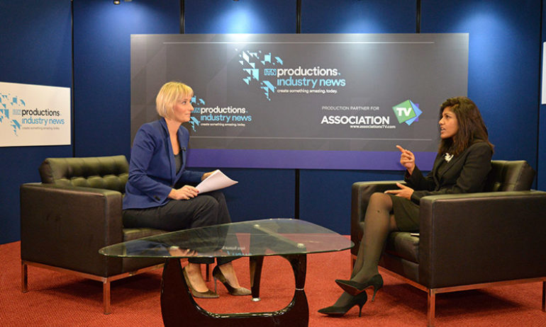 ITN interviewing key executives