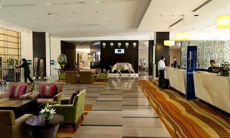 Novotel Hyderabad ICC - Atrium