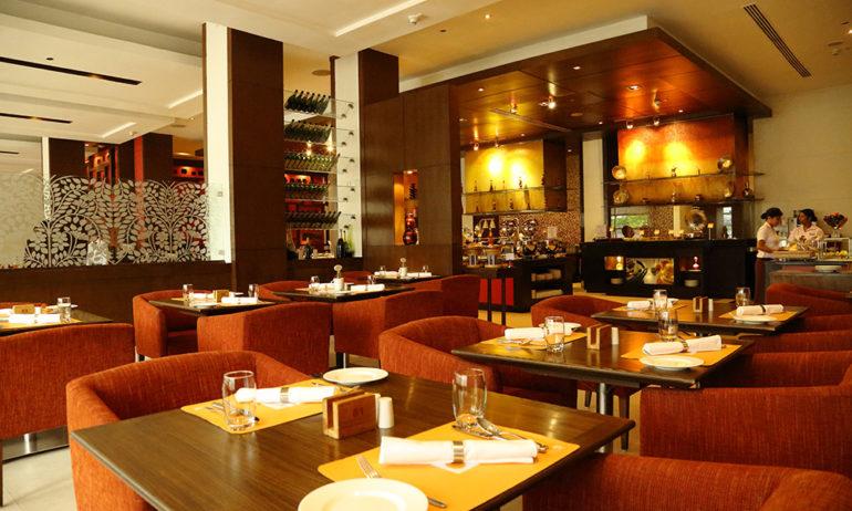 Novotel Hyderabad ICC - Restaurant