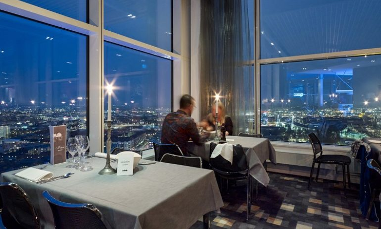 Gothia Towers - Restaurant