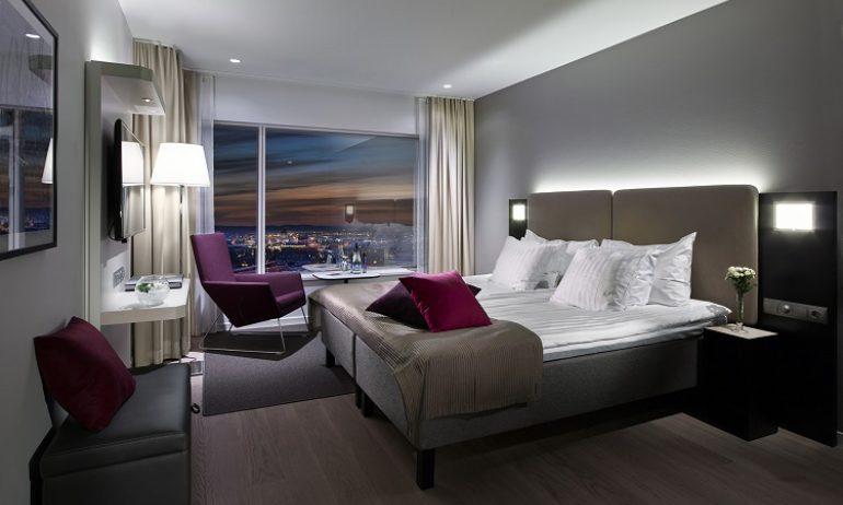 Gothia Towers - Bedroom