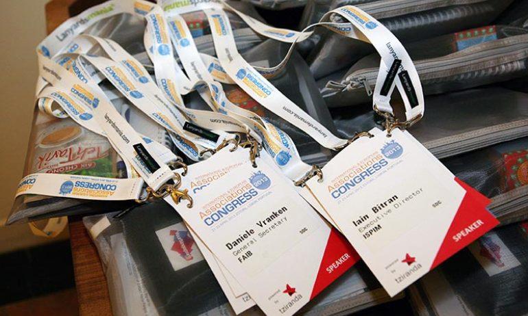 Delegate badging